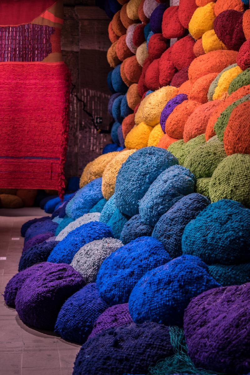 Pavillon der Farben